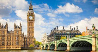 Hvor skal man bo på en familietur til London?