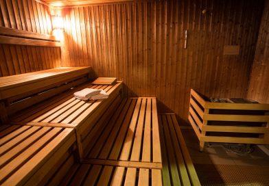 Kan man tabe sig af at gå i sauna?
